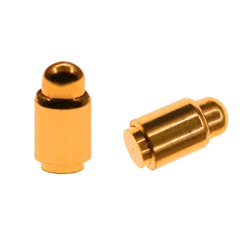 pogopin弹簧顶针采用局部镀金需要考虑哪些因素?绥芬河